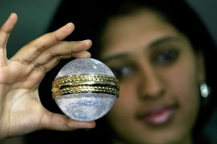 Most Expensive Cricket Ball