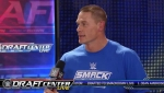 John Cena Reacts to Being Drafted to SmackDown