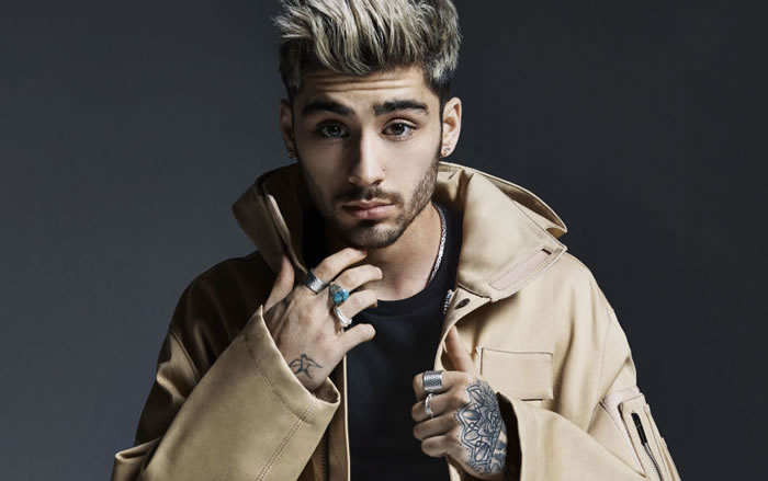 Zayn Malik Teases Ghostbusters Song 'wHo'
