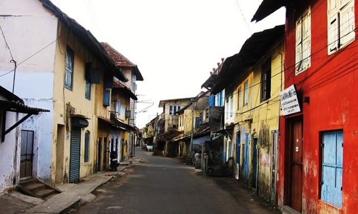 Heritage Streets of Fort Kochi