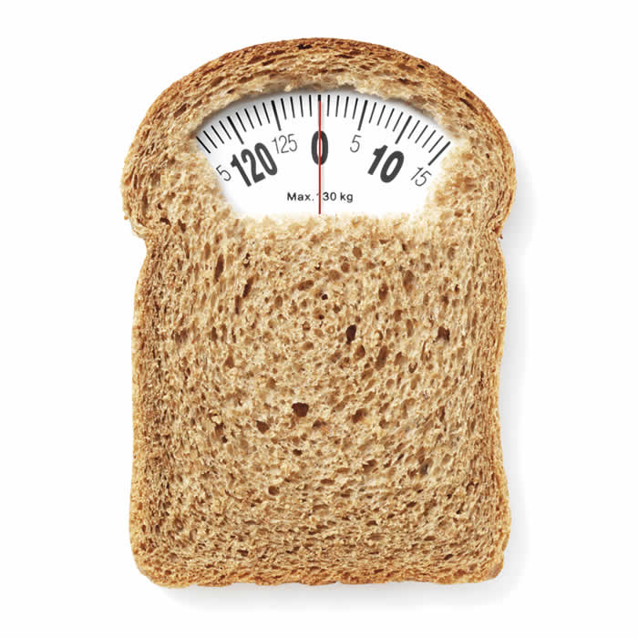 Going gluten-free will lead to weight loss