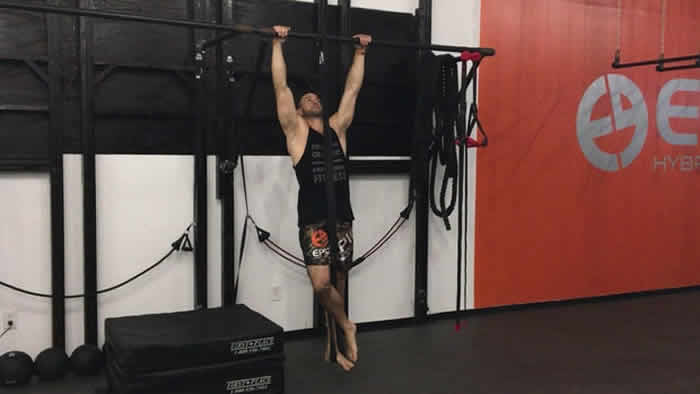 Banded Pull-Up