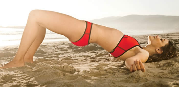 Get a Bikini Body in 4 Weeks