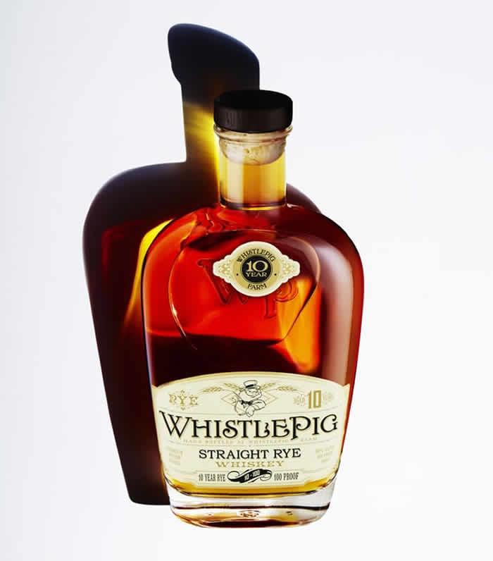 Whistle Pig Straight Rye