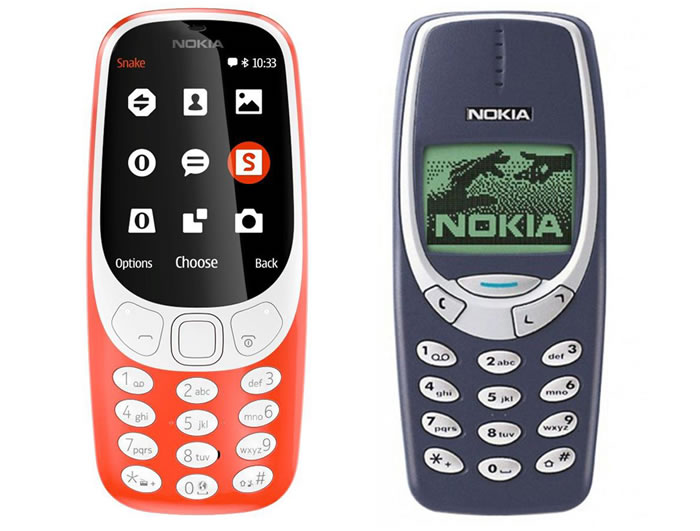 Legend Is Back: Brand New Nokia 3310