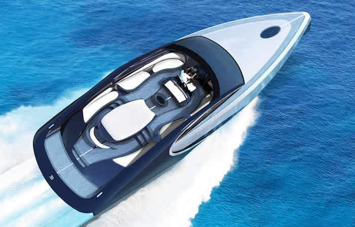 This $2.2 Million Superyacht Is the Luxury Transportation of the Future