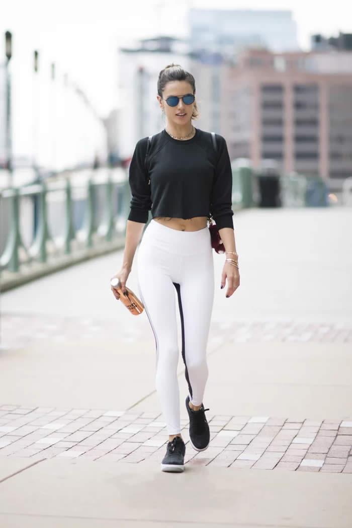 Alessandra Ambrosio's Best Street Style