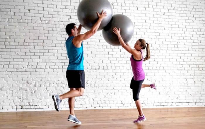 Balance Ball Battle