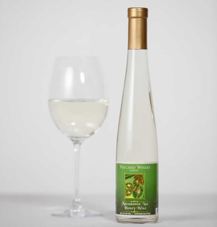 Macadamia Nut Wine