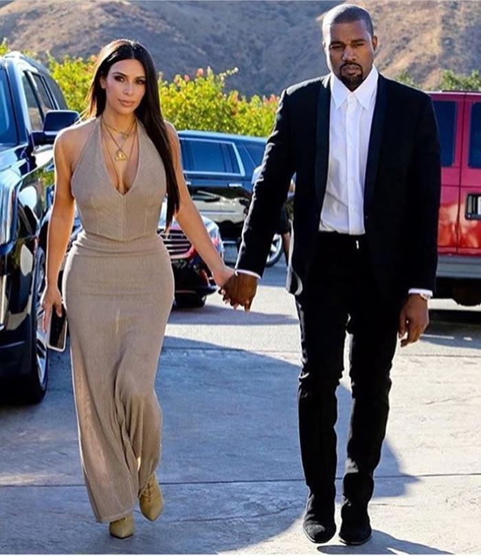 Kim Kardashian Wears The Kit Vintage!
