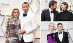 Celebrity Couples 2019 Oscars Red Carpet