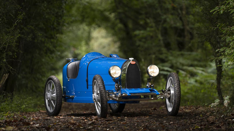 Bugatti Launches car for kids